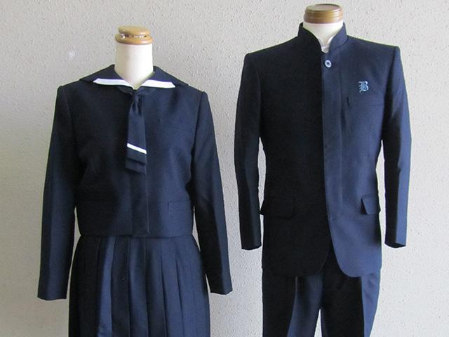 制服一覧‐中学校